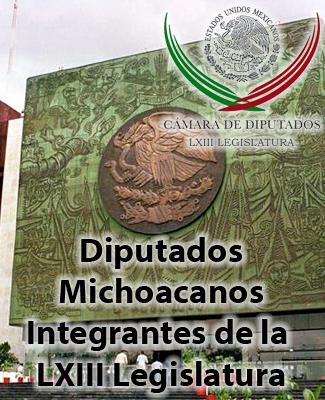 Directorio de Diputados Federales Michoacanos