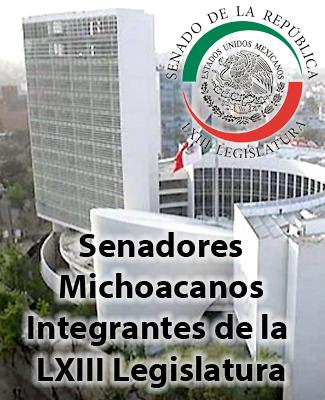 Directorio de Senadores Michoacanos