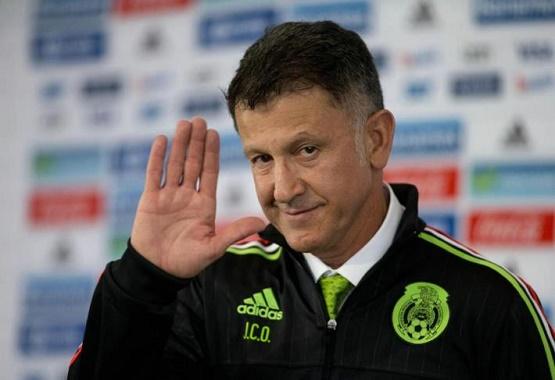 Juan Carlos Osorio, Presentado Como DT del Tri
