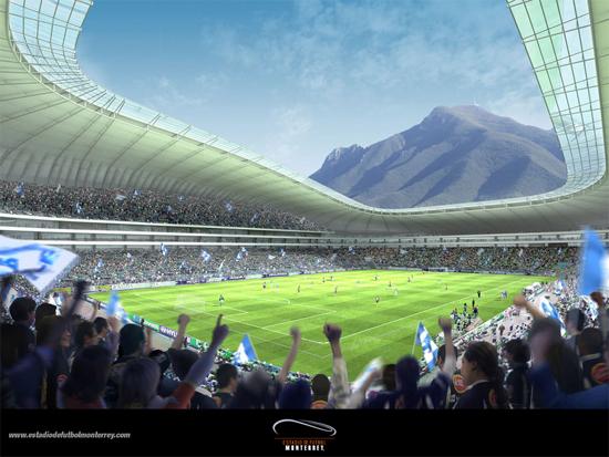 Estadio Rayados