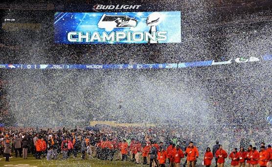 Seattle humilló a Denver y es el Campeón de la NFL