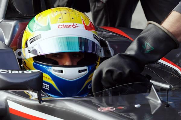 Esteban Gutiérrez, Listo Para el Siguiente Paso en F1