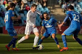 Caminando, Real Madrid Vapuleó al Getafe