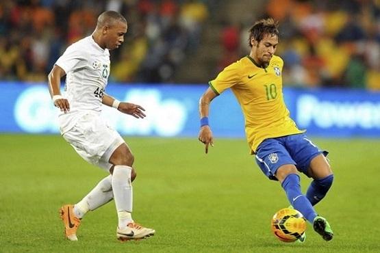 Brasil Aplastó a Sudáfrica