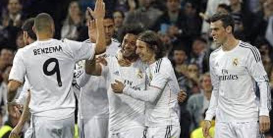 El Real Madrid se Mantiene Firme en el Liderato