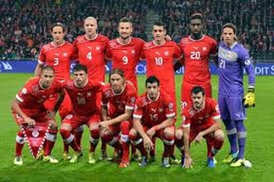 Suiza y Croacia se Enfrentan Como Entrenamiento Para el Mundial