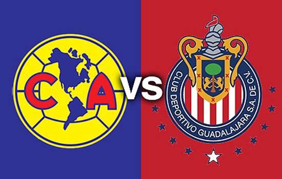Clásico América Chivas