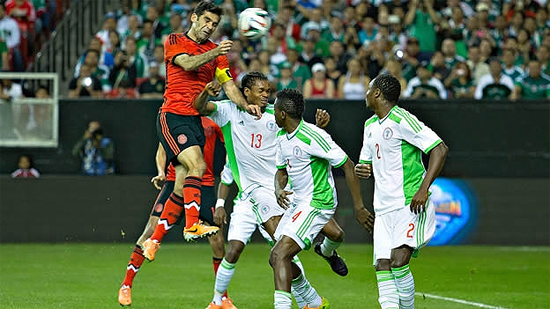 Mexico Nigeria