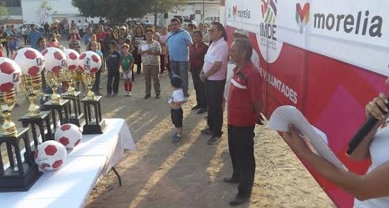 El Futbol Hace Comunidad: Wilfrido Lázaro