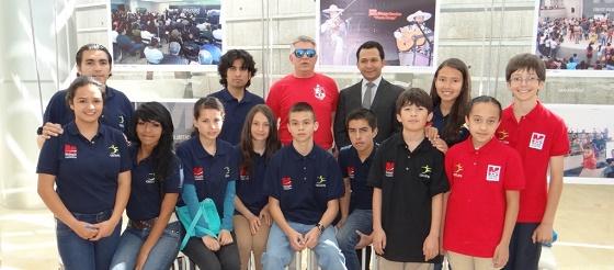 Alumnos del Polifórum Destacan en Abierto Mexicano de Ajedrez