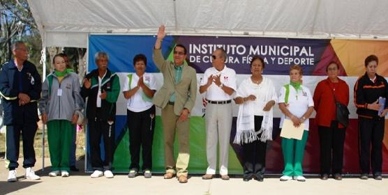 IMDE Inaugura Torneo Nacional de Cachibol