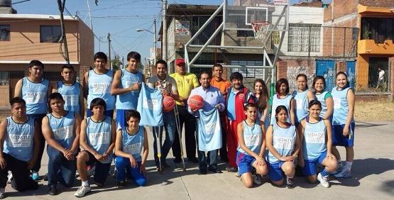 El Básquetbol Mueve a Michoacán