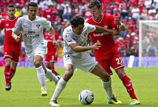"""Atlas venció 1-0 a Toluca y mantiene esperanzas de entrar a la """"Fiesta Grande"""""""