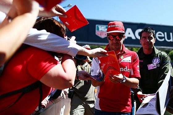 Alonso Dará la Salida en las 24 Horas de Le Mans