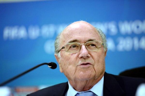 En Brasil Está el Futbol Verdadero: Joseph Blatter