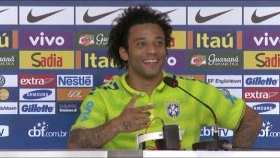Marcelo, la Alegría de Brasil
