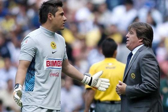Miguel Herrera Hablará Personalmente con Moisés Muñoz