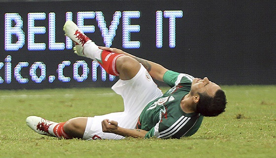 Victoria agridulce para el 'TRI'; Montes se pierde el Mundial