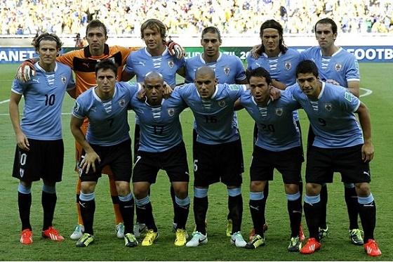 Uruguay Jugará Amistoso sin Luis Suárez