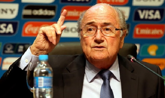 Joseph Blatter Pidió a Brasil Concentrarse en el Futbol