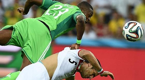 Argentina y Nigeria Irán por la Cima del Grupo F