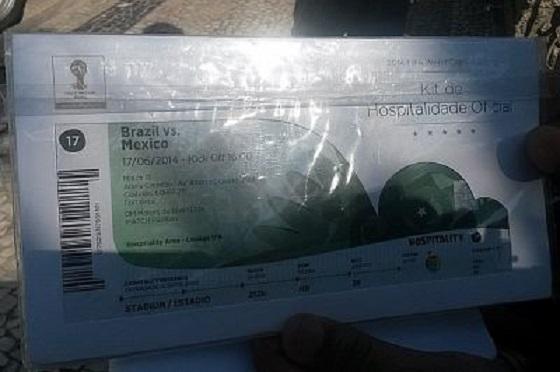 Remataron Boletos VIP Para Brasil-México en Menos de 6 mil Pesos