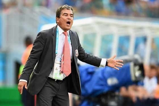 Pinto Anunció que Buscará Vencer a Inglaterra