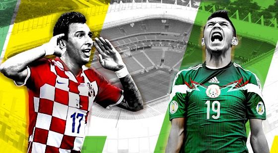 Croacia y México