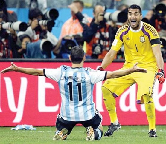 Argentina lo Hizo y va la Final de Copa del Mundo
