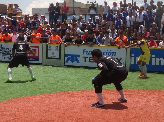 Concluyen Actividades del Torneo Street Soccer 2014
