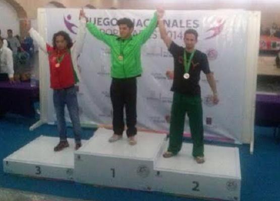 Michoacán Conquistó Tres Medallas de Plata en los Juegos Nacionales Populares 2014