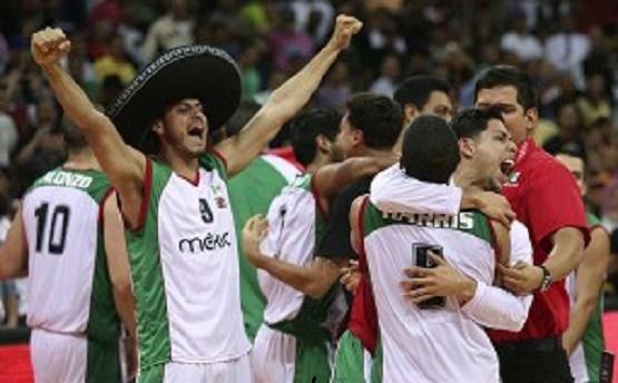 México Logra Primer Triunfo Ante Angola en Mundial de Basquetbol