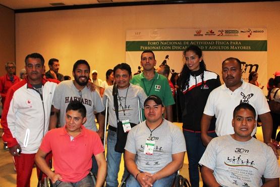 Michoacán Busca Para 2016, Repetir Sede del Foro Nacional de Actividad Física Para Personas con Discapacidad y Adultos Mayores