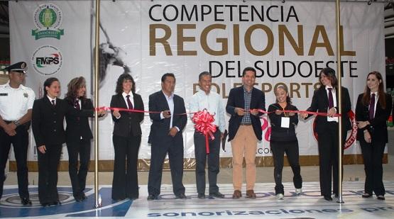 Inaugura IMDE Campeonato Regional del Sudoeste Pole Sports