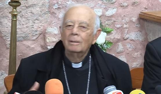 El Papa no Tiene una Varita Mágica Para Cambiar Michoacán: Cardenal
