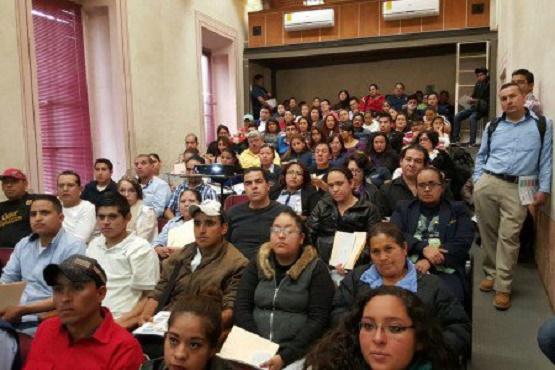Cámaras Empresariales Imparten Curso de Capacitación por Visita Papal