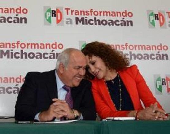 PRI Michoacán se Deslinda del Tema Sobre el Atentado de Fernando Moreno