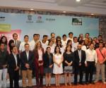 """Premian a Ganadores del Programa """"Líderes Juveniles Promoviendo la Cultura de la Legalidad"""""""