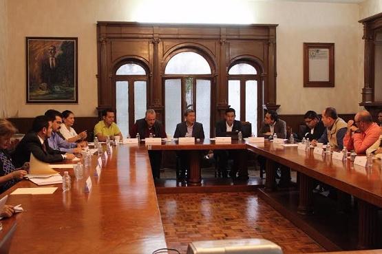 Presenta Gobierno del Estado, Estrategia Integral de Atención al Proceso Electoral