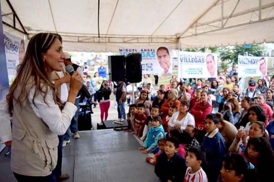 Villas del Pedregal Tendrá un Acceso Decente: Rubí Rangel