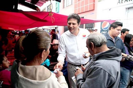 No más Desvío de Recursos Públicos y Aplicación Correcta de Ellos Asegura Alfonso Martínez