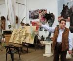 Destacan Legisladores del PRI Trayectoria del Escultor José Luis Padilla Retana