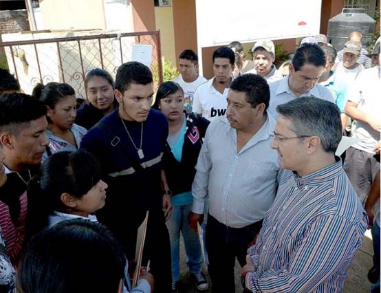 Visita Presidente Tenencia