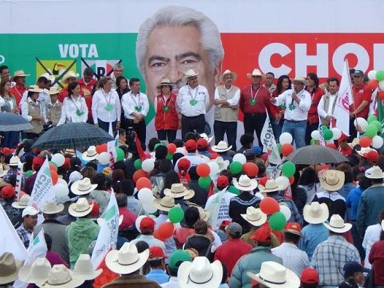 Con Chon Orihuela el Progreso Llegará a Todos los Rincones de Michoacán