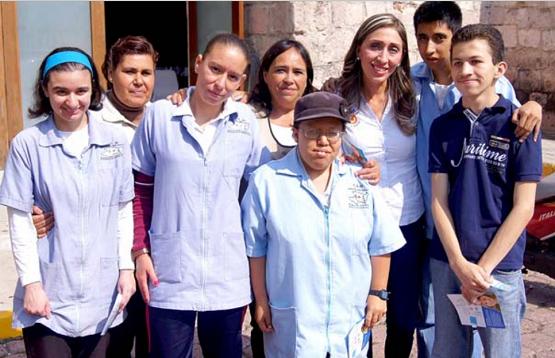 Miles de Morelianos se Suman al Proyecto de Rubí Rangel Reyes