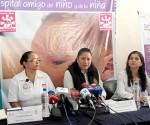 Promoverán Lactancia Materna en Hospital de la Mujer Debido a Bajos Indices
