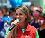 Llama Daniela a Votar por el Trabajo y la Experiencia