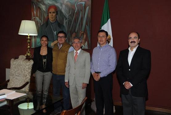 Mesa de Seguridad y Justicia de Morelia Presenta Avances de Trabajo al Gobernador Salvador Jara