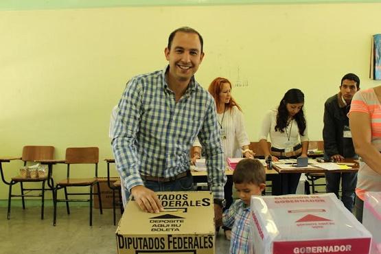 Marko Cortés Pide no Echar Campanas al Vuelo y Respetar la Decisión Ciudadana