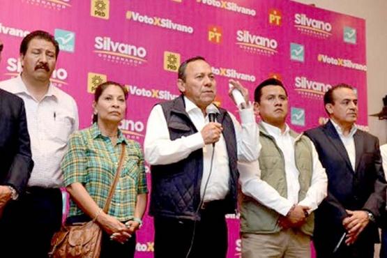 PRD Declara a Silvano Aureoles Ganador de la Gubernatura de Michoacánq